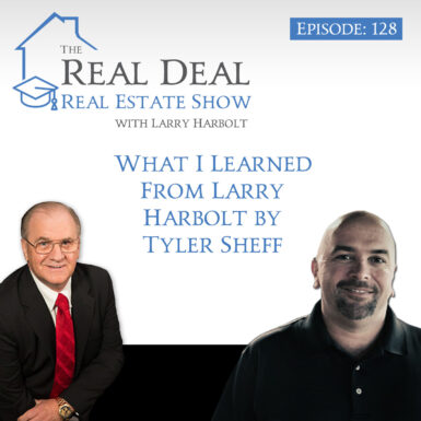 128 What I Learned From Larry Harbolt by Tyler Sheff
