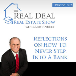 Reflections on How To Never Step Into A Bank