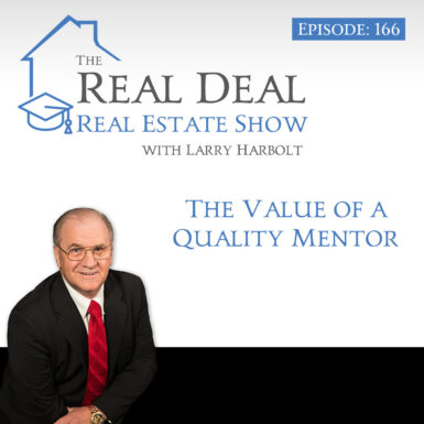 166 – The Value of a Quality Mentor