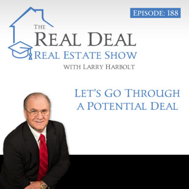 188 – Let's Go Through a Potential Deal